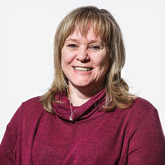 Lesley Bell - Head of Quality and HR Representative