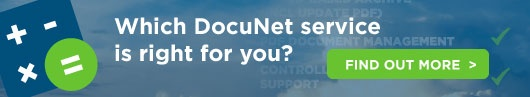 Which DocuNet service is right for you? - Take the Survey>