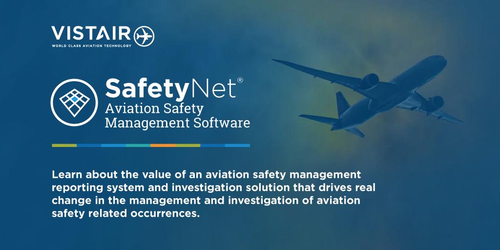Aviation Safety Management System | Vistair