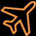 icon-plane-orange